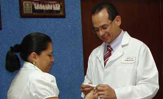 Consulta Médica Endocrinóloga